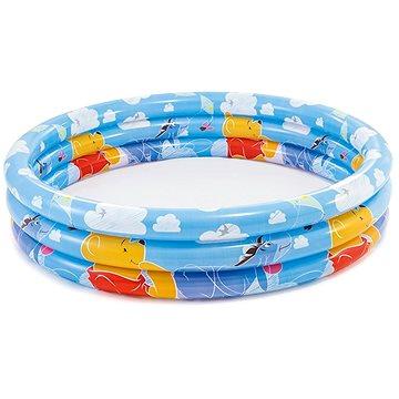 Intex Bazén 3kruhový Medvídek Pú (6941057402840)