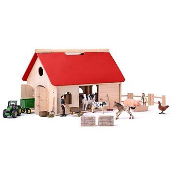 Woody Farma s příslušenstvím a zvířaty Romano (8591864902606)