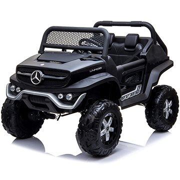 Mercedes Unimog černý (8586019941500)