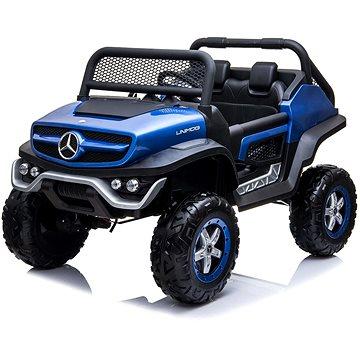 Mercedes Unimog modrý lakovaný (8586019941494)