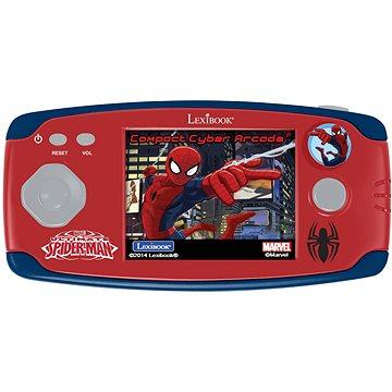 Lexibook Spider-Man Konzole Arcade - 150 her (3380743048642)