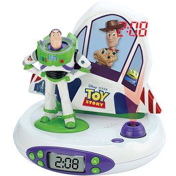 Lexibook Toy Story Hodiny s projektorem a zvuky (3380743078502)