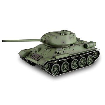 Amewi tank T34/85 1:16 RTR v dřevěné bedně (4260414182785)