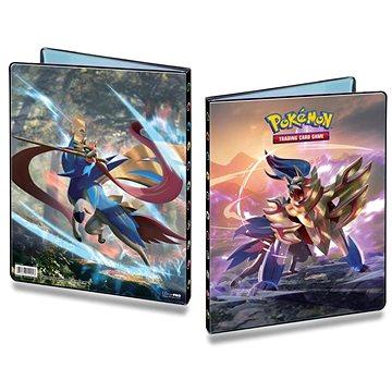 Pokémon: Sword and Shield - A4 album na 252 karet (074427152253)