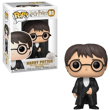 Funko POP Movies: Harry Potter - Harry Potter (Yule) (889698426084)