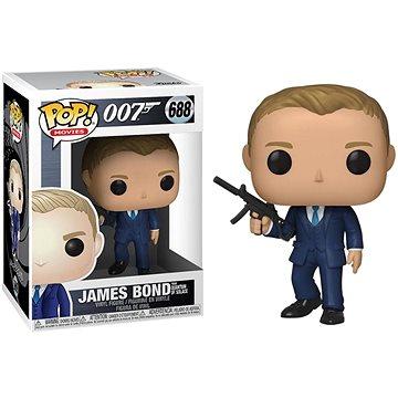 Funko POP Movies: James Bond S2 - Daniel Craig (Quantum of Solace) (889698356763)