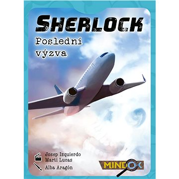 Sherlock 1: Poslední výzva (8595558303700)