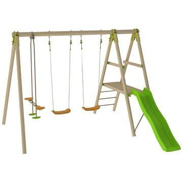 Trigano Dřevěná sestava 230 cm malá (3222871659508)
