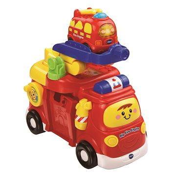 Tut Tut Veľké hasičské auto SK (3417791527307)