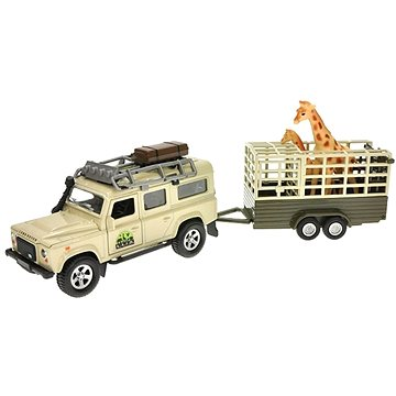 Mikro Trading Land Rover Defender (8713219284438)