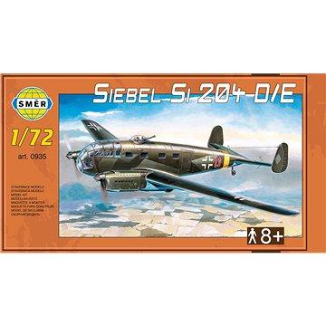 Směr Model Kit 0935 letadlo – Siebel Si 204 D/E (8594877009355)