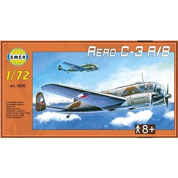 Směr Model Kit 0936 letadlo – Aero C-3 A/B (8594877009362)