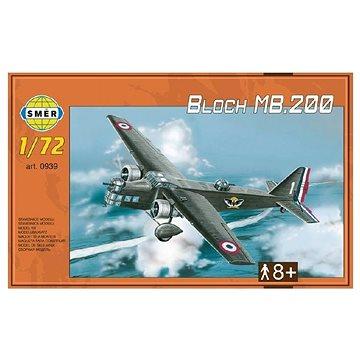 Směr Model Kit 0939 letadlo – Bloch MB.200 (8594877009393)