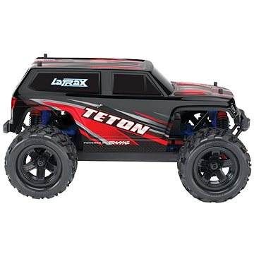 Traxxas Teton 1:18 4WD TQ červený (0020334760517)