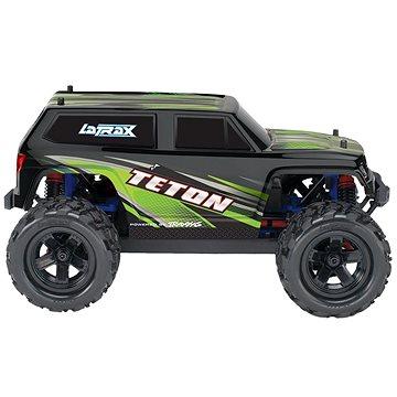 Traxxas Teton 1:18 4WD TQ zelený (0020334760715)