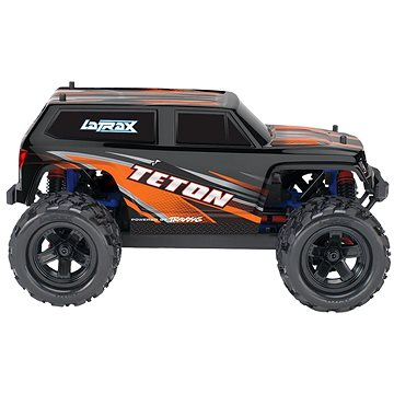 Traxxas Teton 1:18 4WD TQ oranžový (0020334760814)