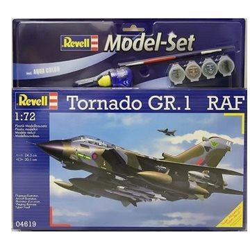Revell Model Set 64619 letadlo – Tornado GR.1 RAF (4009803646190)