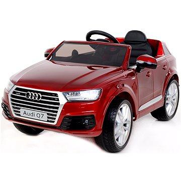 Audi Q7 lakované červené (8588006517538)