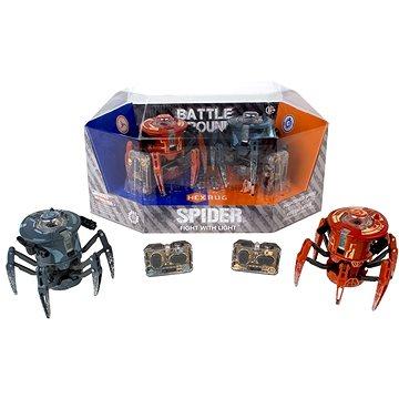 Hexbug Bojoví pavouci 2.0 Dual pack (807648051223)