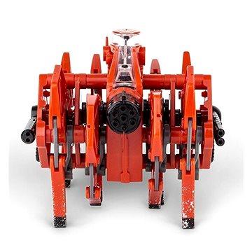 Hexbug Bojová tarantule – červená (ASRT807648045192)
