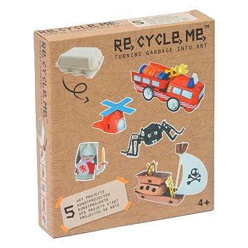 Set Re-cycle me pre chlapcov – Stojan na vajíčka(8716569029766)