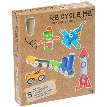 Set Re-cycle me pre chlapcov – rulička(8716569029841)