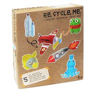 Set Re-cycle me pre chlapcov – PET fľaša(8716569029803)