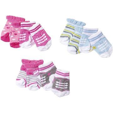BABY Born Ponožky (2 páry) (4001167823576)