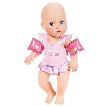 BABY Annabell se učí plavat (4001167700051)