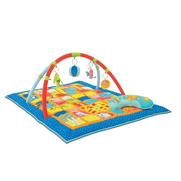 Taf Toys Hrací deka s hrazdou Zvídálek (605566120157)