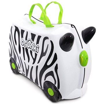 Trunki Kufřík Zebra Zimba (5055192202645)