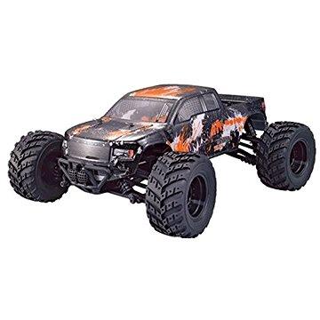 MonsterTronic Truck 1:12 oranžový (4260476352638)