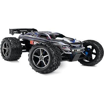 Traxxas E-Revo TQi BlueTooth Ready TSM RTR bez aku modro-šedá (ASRT20334562333)