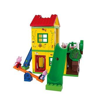 PlayBig Bloxx Prasátko Peppa Domeček (4004943570763)