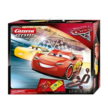 Carrera GO 62419 Cars 3 - Fast Friends (4007486624191)