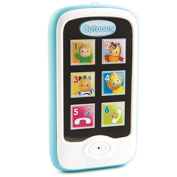 Smoby Cotoons Smartphone (3032161102085)