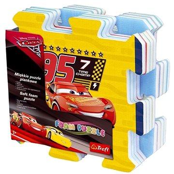 Pěnové puzzle Cars 3 (5900511607215)