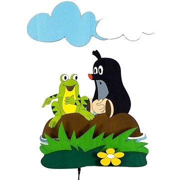 Dodo LED Krtek a žabka (8594155463251)