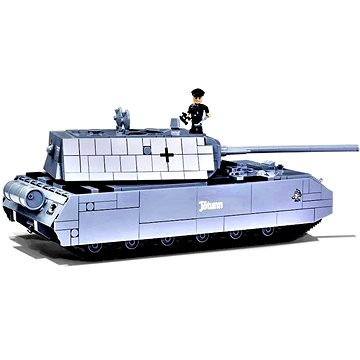 Cobi 3024 WOT SdKfz 205 Panzerkampfwagen VIII MAUS (5902251030247)