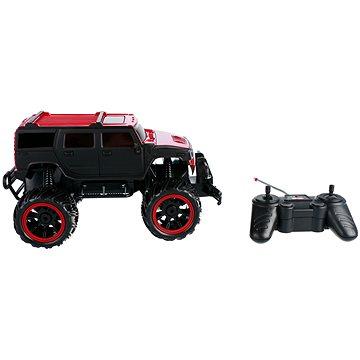 Auto terénní červené (ASRT8590331106561)