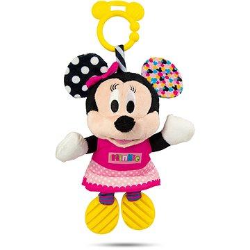 Clementoni Minnie plyšová se zvuky a úchytem (8005125171644)
