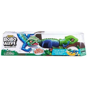 Robo Alive Ještěrka zelená (ASRT845218015015)