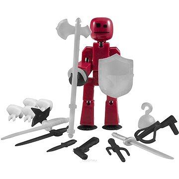 StikBot Figurka s doplňky - zbraně (ASRT8595582230096)