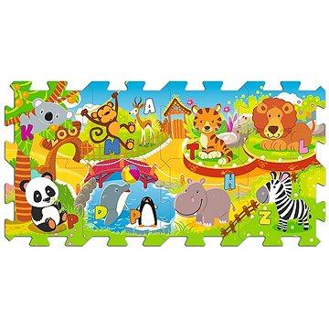 Pěnové puzzle ZOO (5900511606959)