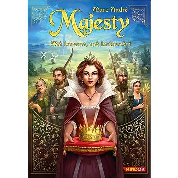 Majesty: Má koruna, mé království (8595558302956)
