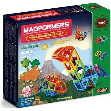 Magformers Mini dinosauři (8809465530914)