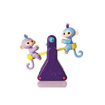 WowWee Fingerlings Playset Teeter Totter (771171137450)