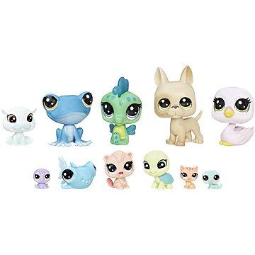 Littlest Pet Shop Frosting Frenzy 13ks mini zvířátek (5010993448425)