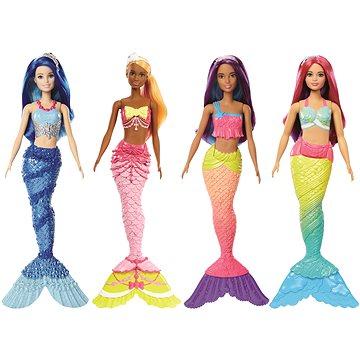 Barbie Mořská panna (0887961533477)