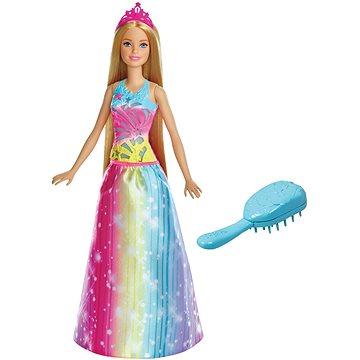 Barbie Magické vlasy - blondýnka (0887961620320)